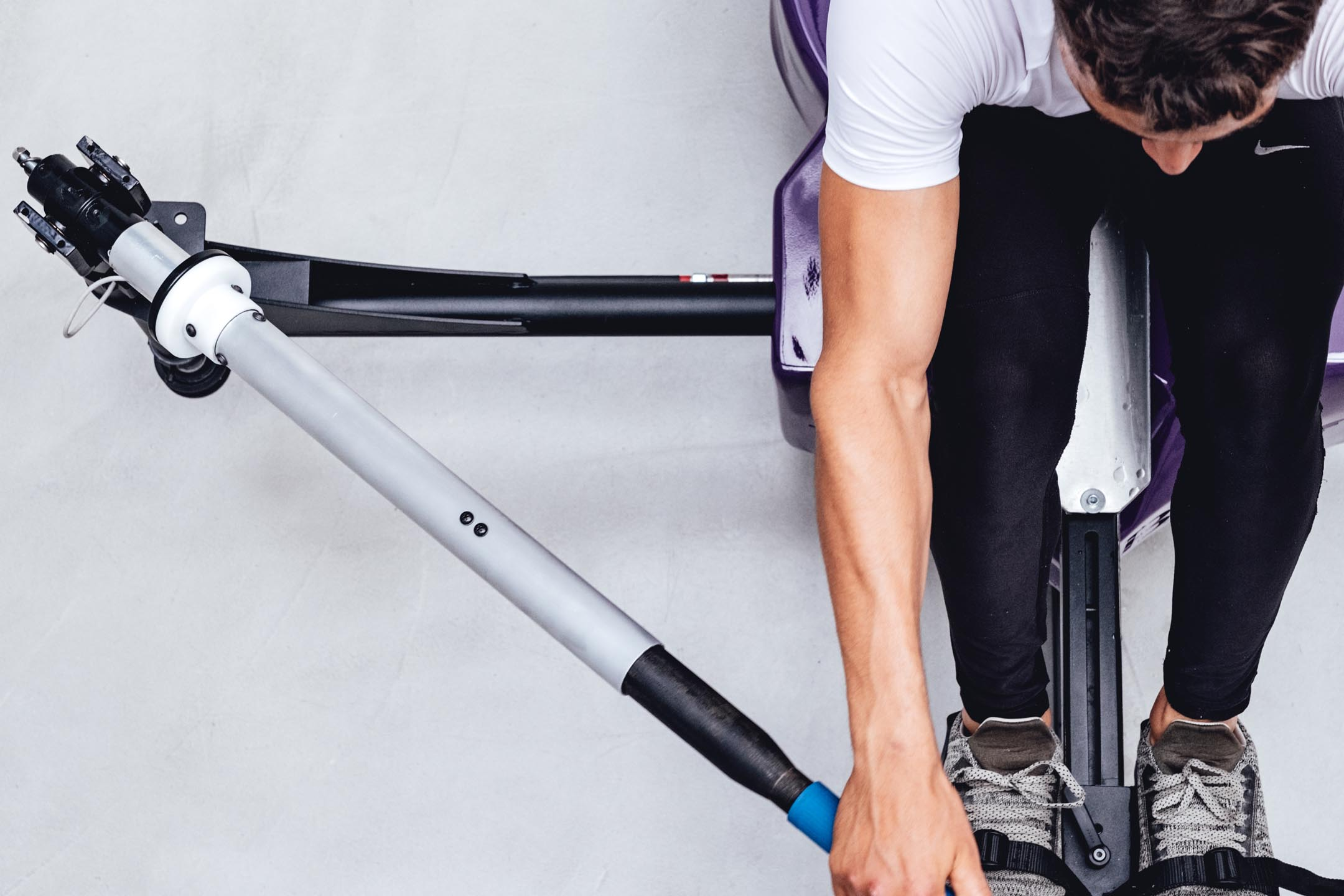 Biorower is the best rowing machine in the world